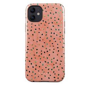 Burga iPhone 12 Mini Tough Fashion Deksel - Watermelon Shake