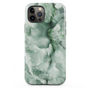 Burga iPhone 12 / 12 Pro Tough Fashion Deksel - Pistachio Cheesecake