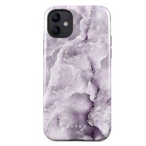 Burga iPhone 12 Mini Tough Fashion Deksel - Black Currant