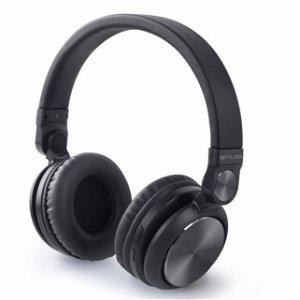 Muse M-267 Trådløse Bluetooth Hodetelefoner Over-ear - Svart