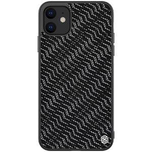 iPhone 11 Nillkin Dazzling Deksel Svart / Sølv