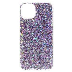 iPhone 11 Pro Glimmer Deksel Lilla