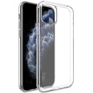 iPhone 11 Pro IMAK Fleksibel Plastikk Deksel - Gjennomsiktig