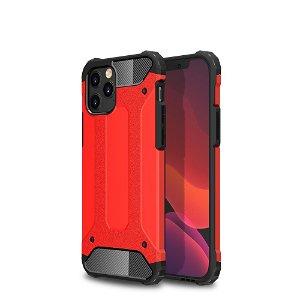 iPhone 12 Pro Max Armor Guard Deksel - Rød