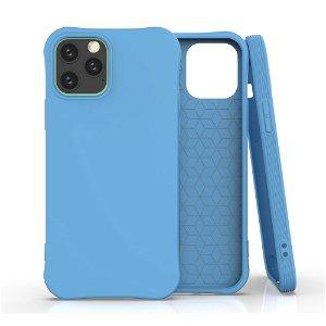 iPhone 12 / 12 Pro TPU Plast Deksel - Blå
