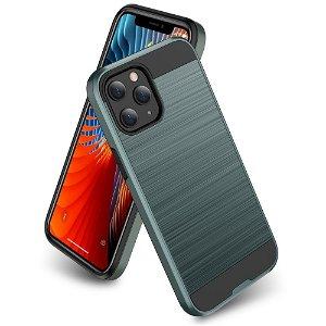 iPhone 12 Mini Plast Deksel med Metallutseende - Blå