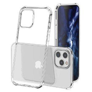 iPhone 12 Mini Hybrid Plastdeksel - Gjennomsiktig