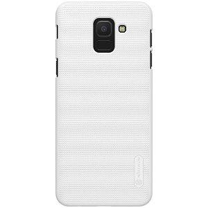 Samsung Galaxy J6 NILLKIN Shield Deksel Hvit