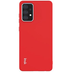 Samsung Galaxy A52s (5G) / A52 (4G / 5G) IMAK UC-2 Series Fleksibel Plastdeksel - Rød