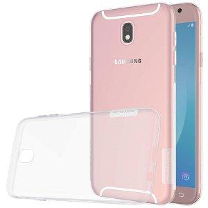 Samsung Galaxy J5 (2017) Nillkin 0.6 mm Nature Fleksibelt Deksel Gjennomsiktig