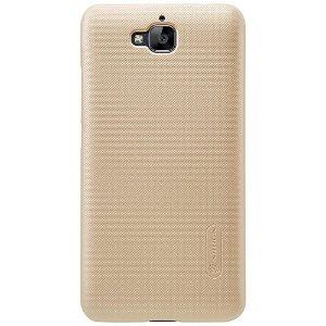 Huawei Y6 Pro NILLKIN Shield Deksel inkl. Fleksibel Skjermbeskytter Gull