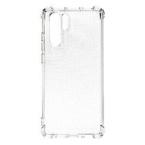 Huawei P30 Pro Drop-Proof Clear Fleksibelt Deksel Gjennomsiktig
