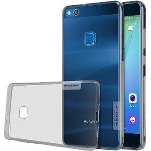 Huawei P10 Lite NILLKIN Ultra Thin Nature Deksel - Gjennomsiktig / Grå