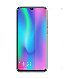 Huawei P Smart (2019) / Huawei Honor 10 Lite Herdet Glass - Case Friendly - Skjermbeskytter - Gjennomsiktig