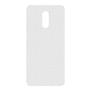 IMAK Carbon Fiber OnePlus 7 Plastdeksel - Gjennomsiktig