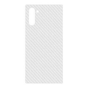 IMAK Carbon Fiber Samsung Galaxy Note10 Plastdeksel - Gjennomsiktig