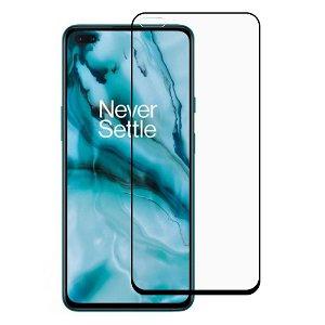 OnePlus Nord / Nord 2 (5G) RURIHAI Herdet Glas - Skjermbeskytter - Full-Fit - Svart