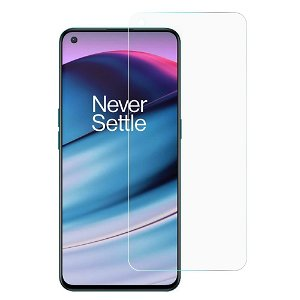 OnePlus Nord CE (5G) Arc Edge Herdet glass - Skjermbeskytter - Gjennomsiktig