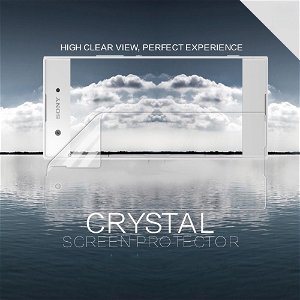 Sony Xperia XA1 NILLKIN Crystal Clear Fleksibel Skjermbeskytter