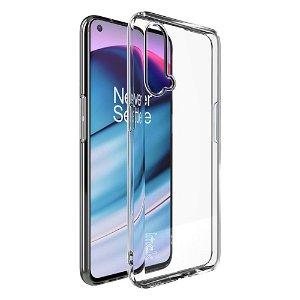 OnePlus Nord CE (5G) IMAK Fleksibelt Plastdeksel - Gjennomsiktig
