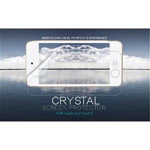 iPod Touch 5th/6th Gen. Nillkin Crystal Anti-Fingerprint Fleksibel Skjermbeskytter