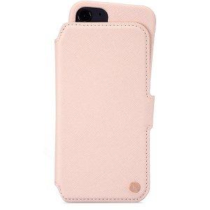 Holdit iPhone 12 Mini Wallet Magnet Case - Stockholm Pink