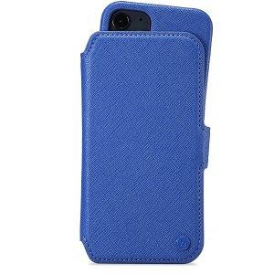 Holdit iPhone 12 Mini Wallet Magnet Case - Stockholm Royal Blue