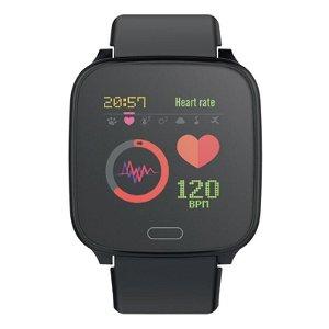 Forever IGO JW-100 Smartwatch for Barn med Pulsmåler & Skritteller - Svart