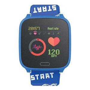 Forever IGO JW-100 Smartwatch for Barn med Pulsmåler & Skritteller - Blå