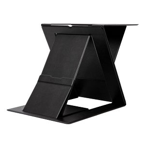 MOFT Z 5-i-1 Løfte/Senkebord - Macbook / Bærbar PC / Tablett Holder - Svart