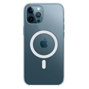 Original Apple iPhone 12 Pro Max Clear MagSafe Deksel Gjennomsiktig (MHLN3ZM/A)