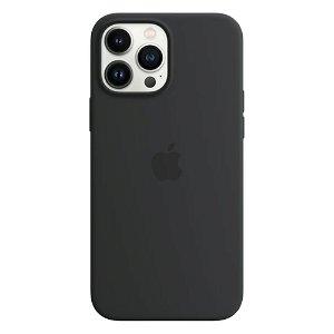 Original Apple iPhone 13 Pro Max Magsafe Silikondeksel Midnight (MM2U3ZM/A)