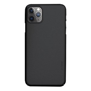 Nudient Thin Case V3 iPhone 11 Pro Deksel - Ink Black