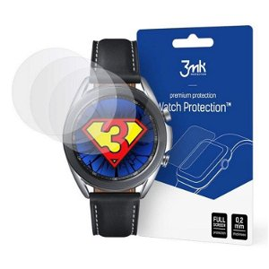Samsung Galaxy Watch 3 (45mm) 3 x 3MK Beskyttelsesfilm