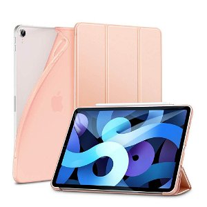iPad Air (2020) ESR Rebound Slim Deksel - Rose Gold
