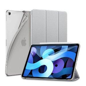 iPad Air (2020) ESR Rebound Slim Deksel - Grå
