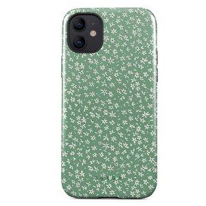 Burga iPhone 12 Mini Tough Fashion Deksel - Lush Meadows