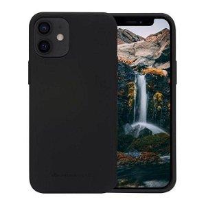 dbramante1928 iPhone 12/12 Pro Greenland Deksel - 100% Resirkulert Plast - Svart
