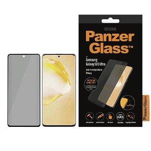 PanzerGlass Privacy Samsung Galaxy S20 Ultra Skjermbeskytter Svart - Case Friendly