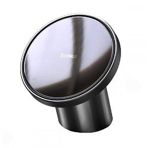 Baseus Magnetisk Mobilholder for Dashbord & Ventilasjonssystem - Kompatibel med MagSafe - Svart