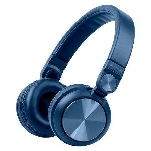 Muse M-267 Trådløse Bluetooth Hodetelefoner Over-ear - Blå