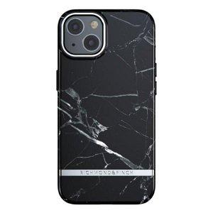 Richmond & Finch iPhone 13 Freedom Deksel - Black Marble