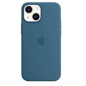 Original Apple iPhone 13 Mini MagSafe Silikondeksel Blue Jay (MM1Y3ZM/A)
