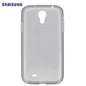 Original Samsung Galaxy S4/S4+ TPU Case (EF-AI950B) Grå