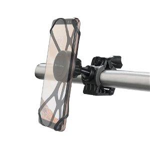 4smarts UltiMAG BIKEMAG - Universal Mobilholder Til Sykkel - Svart (Maks Str. 15.8 cm)