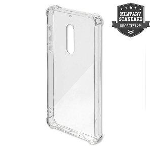 Nokia 5 4smarts IBIZA Clip Deksel Gjennomsiktig