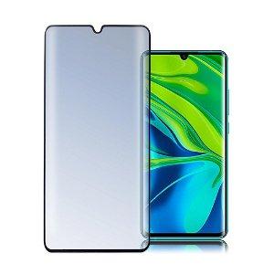 Xiaomi Mi Note 10 / Note 10 Pro 4Smarts Curved Second Glass Skjermbeskytter - Svart
