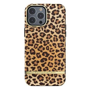 Richmond & Finch iPhone 13 Pro Max Freedom Deksel - Soft Leopard