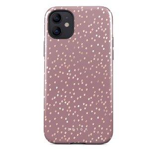 Burga iPhone 12 Mini Tough Fashion Deksel - Hot Cocoa