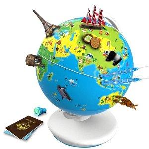 Shifu Orboot AR Globus - engelsk læringsleke 6+ - Jorden